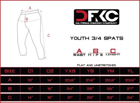 YOUTH SPATS